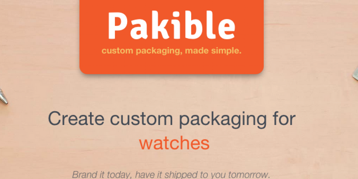 Package like a pro – new packaging startup